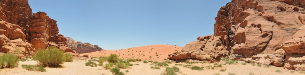 Explore Wadi Rum as Lawrence of Arabia